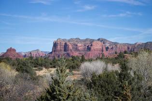 Sedona and Joshua Tree